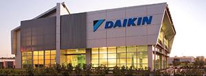 Daikin building