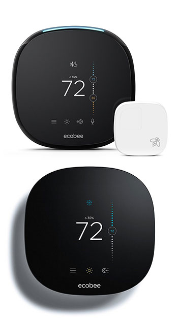 ecobee 3 and 4