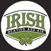 Irish Heating and Air - Tracy furnace, air conditioning, and HVAC contractors
