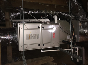 a Bryant furnace repair in Stockton done by our team