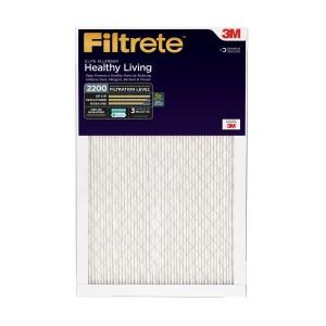 Filtrete healthy living elite allergen filter