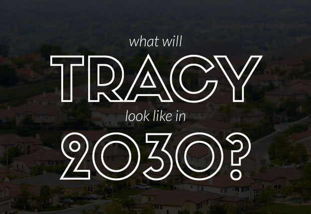 What will Tracy look like in 2030?