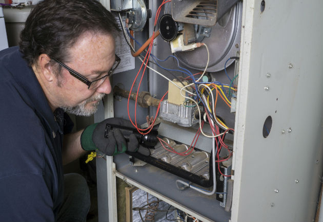 furnace tune up