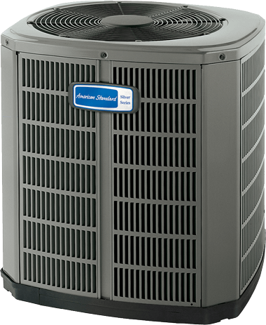 380 × 463Images may be subject to copyright Silver 14 Air Conditioner by American Standard, with 10-year limited warranty