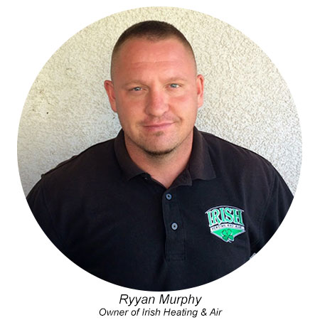 Ryyan Murphy, air conditioner repair specialist in Modesto, CA