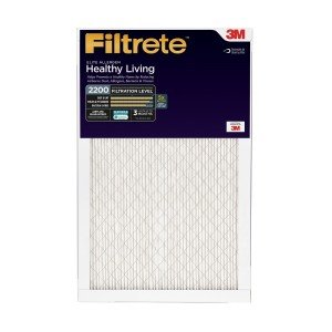 Filtrete healthy living elite allergen filter