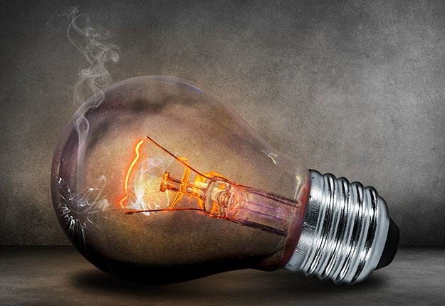 are your light bulbs robbing you?