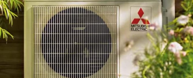 Mitsubishi Electric ductless comfort solution