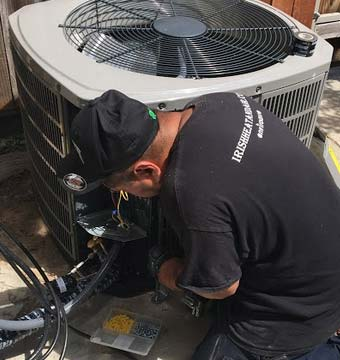 air conditioning repair in Salida
