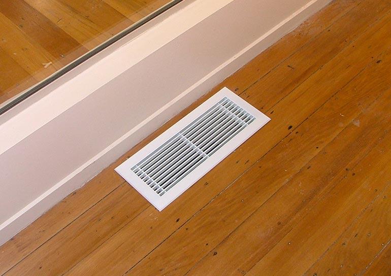 floor air vent