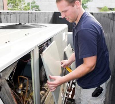 maintenance checkup is part of our HVAC services