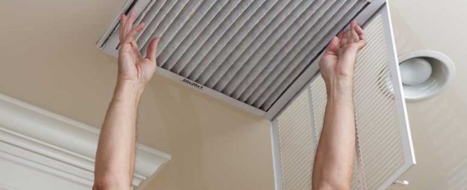 how to prevent dust buildup on air vents