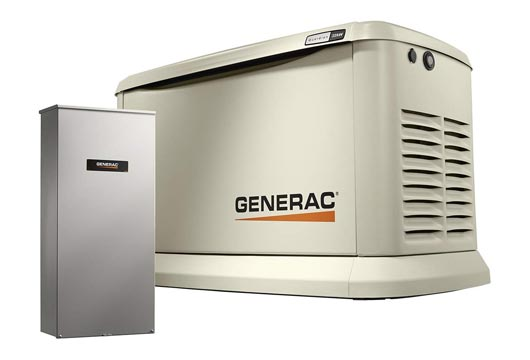 our team offers home generator installation and repair