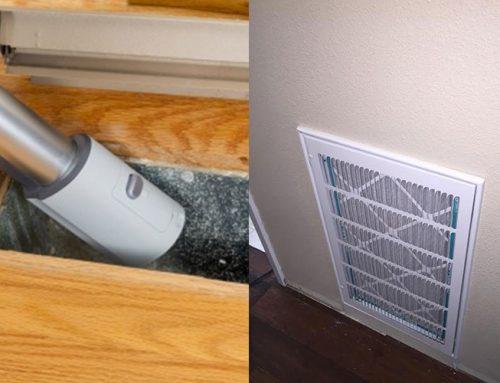Floor Vents vs. Wall Vents