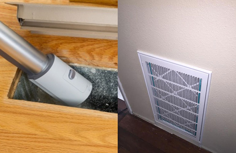 Floor Vents Vs Wall Vents